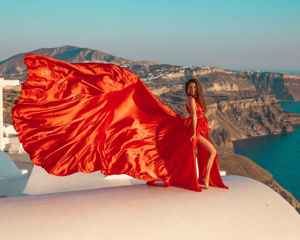 Santorini Dress 3