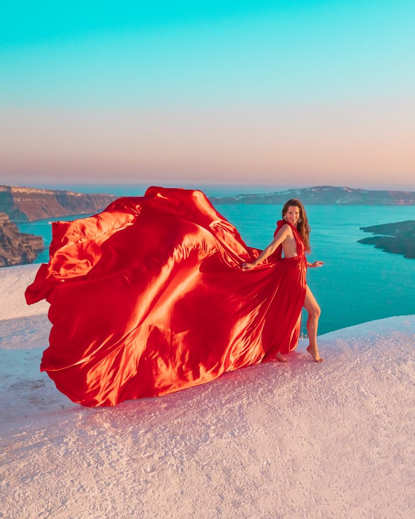 Santorini Dress 5