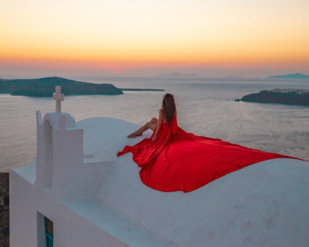 Santorini Dress 4