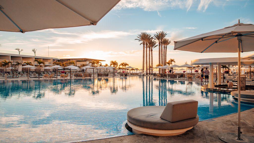 Sunrise at Le Blanc Spa Resorts Los Cabos, Mexico