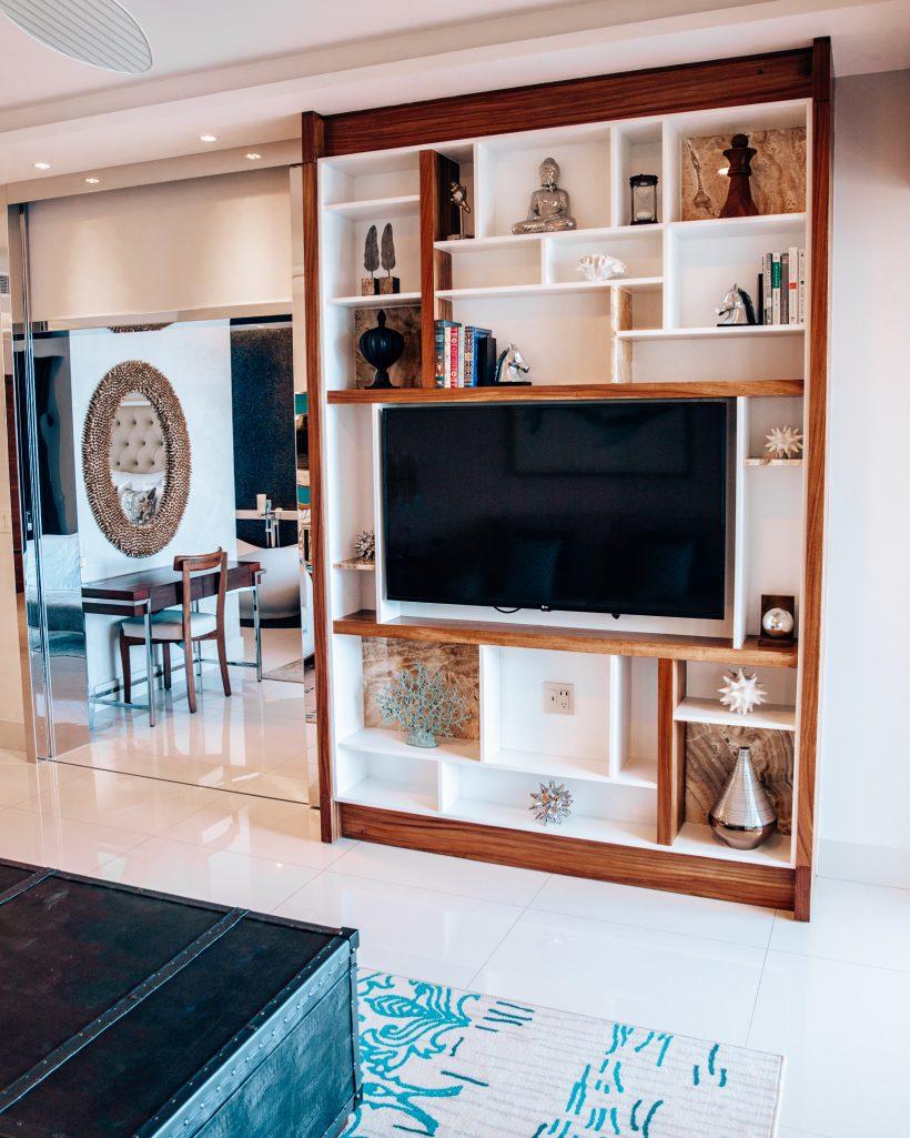 Living Room at Garza Blanca Los Cabos