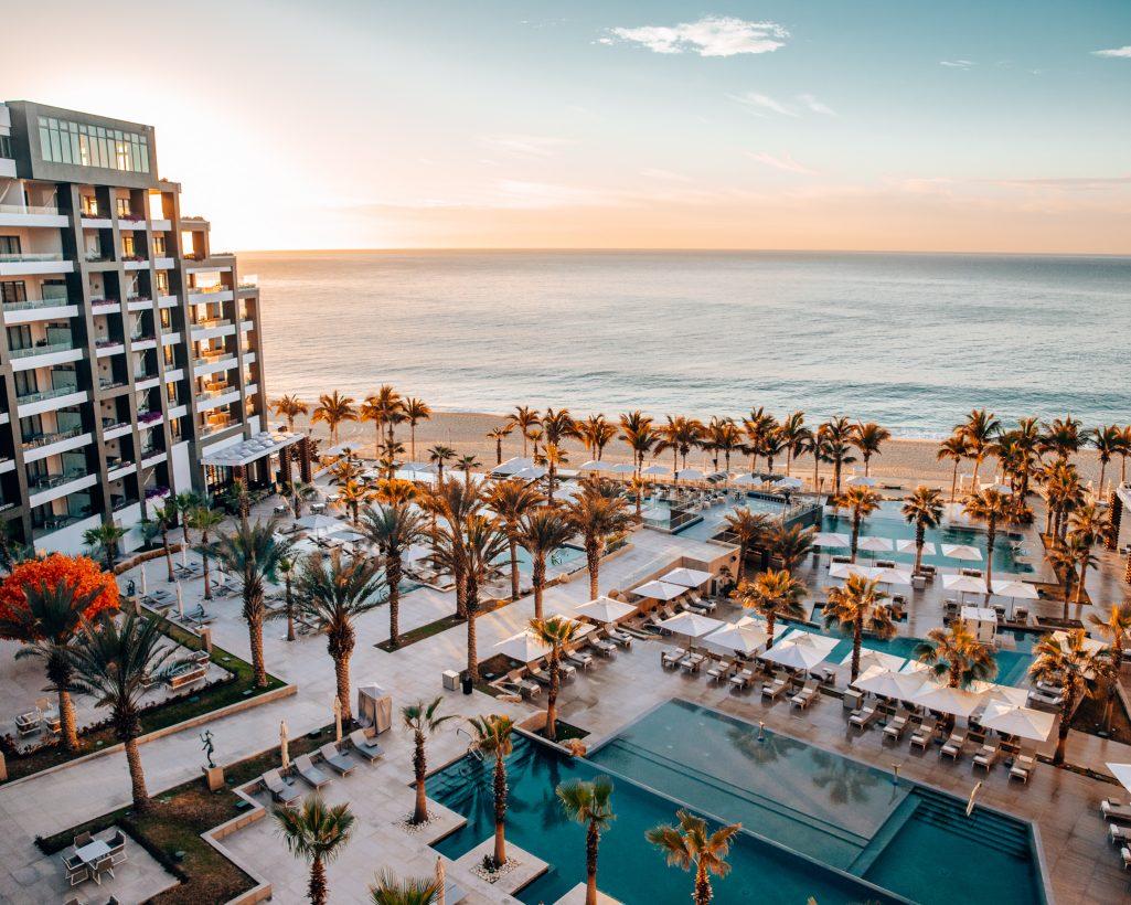 Sunrise at Garza Blanca Resort & Spa Los Cabos