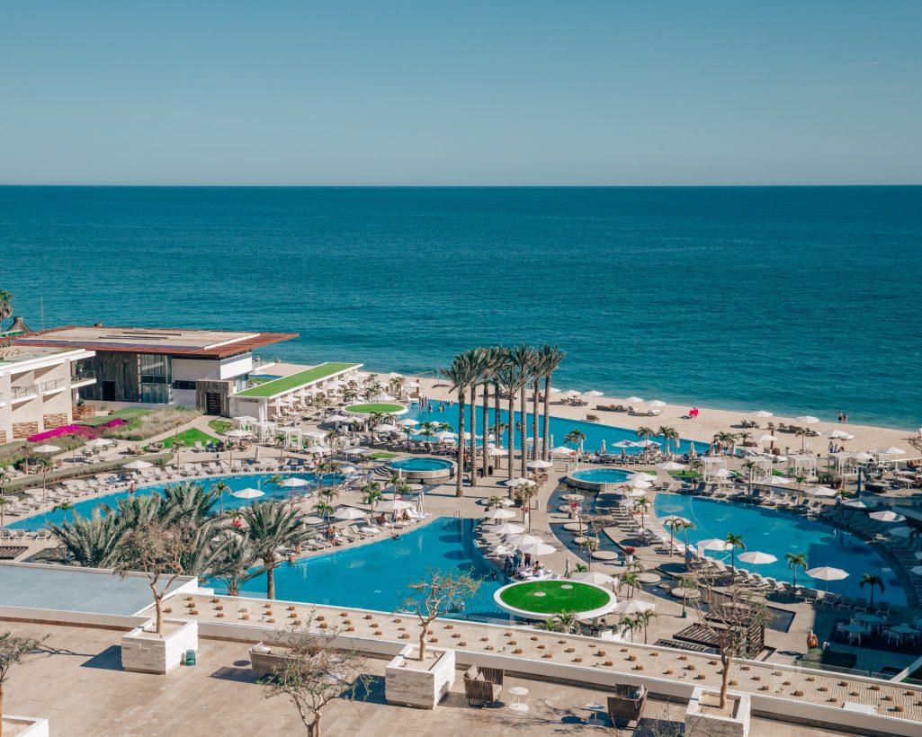 Resort Pools at Le Blanc Cabo