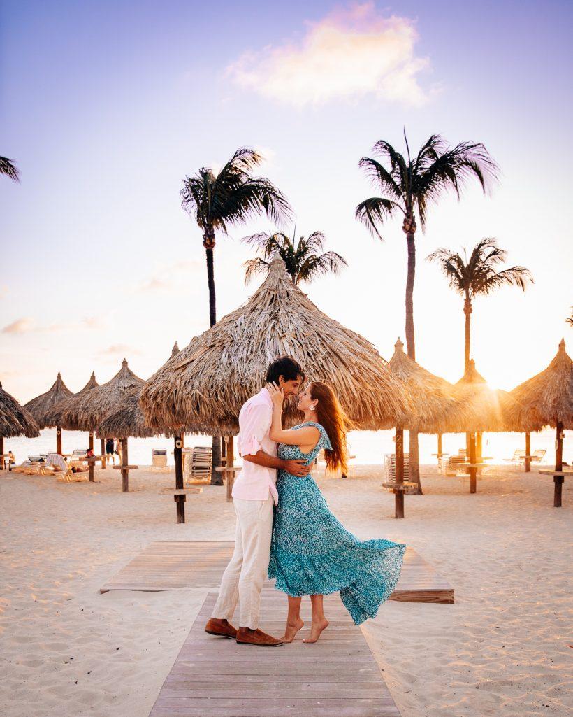 Aruba Marriott Stellaris Casino Beach