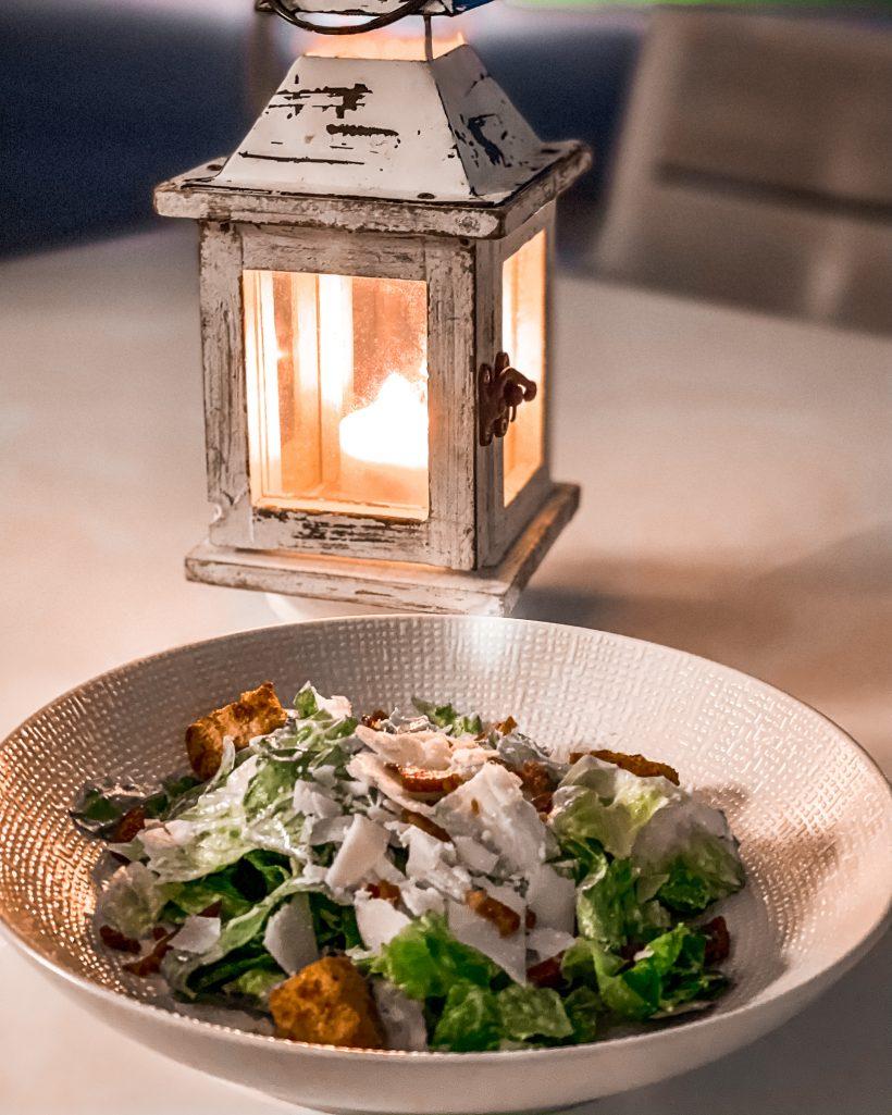 Aruba Marriott Lunch Salad