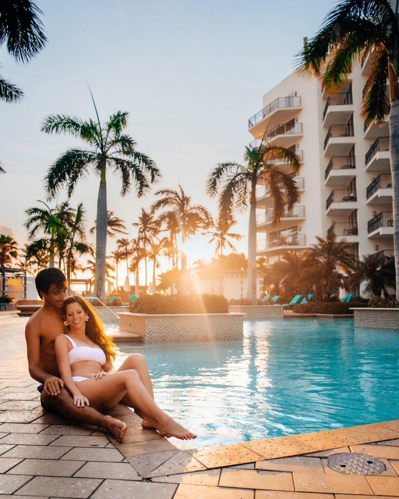 Aruba Marriott H2Oasis Adult Pool