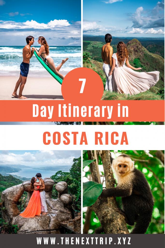 7 Perfect Days in Costa Rica