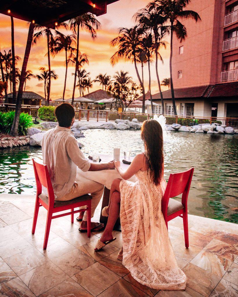 Hyatt Regency Aruba Dinner