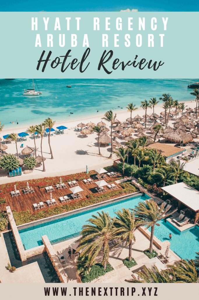 Cabana Paradise at the Hyatt Regency Aruba Resort – A Hotel Review 1