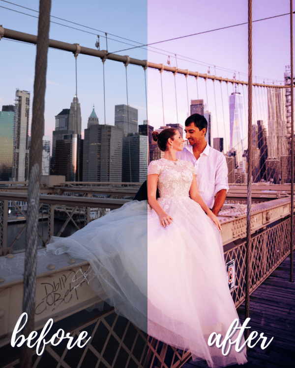 New York City Mobile Preset Collection 4