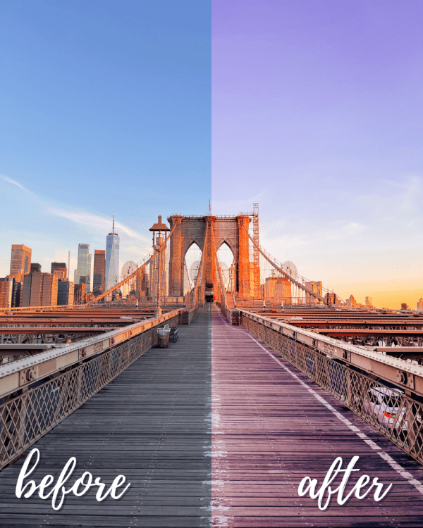 New York City Mobile Preset Collection 7