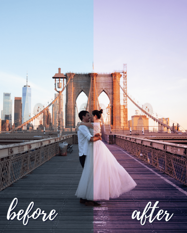 New York City Mobile Preset Collection 1