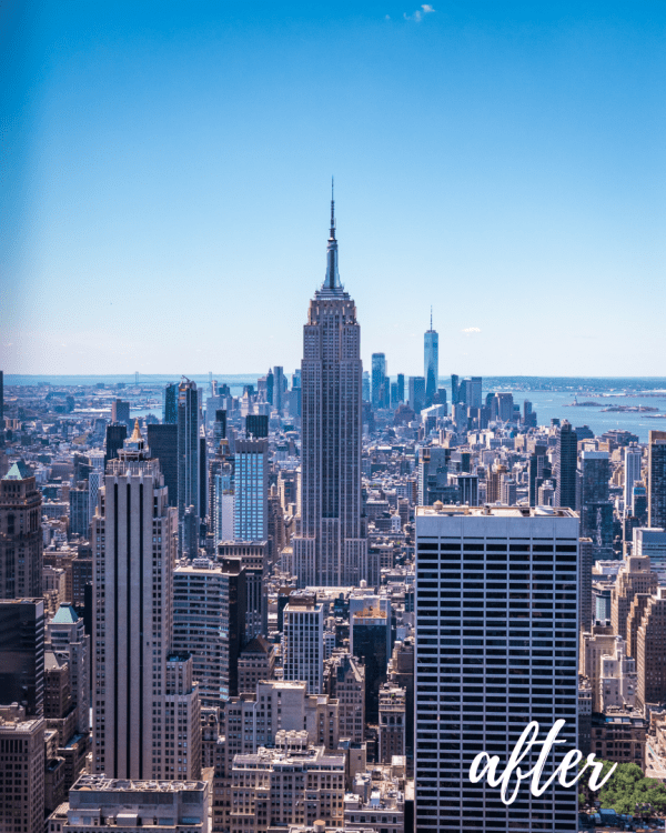 New York City Mobile Preset Collection 12