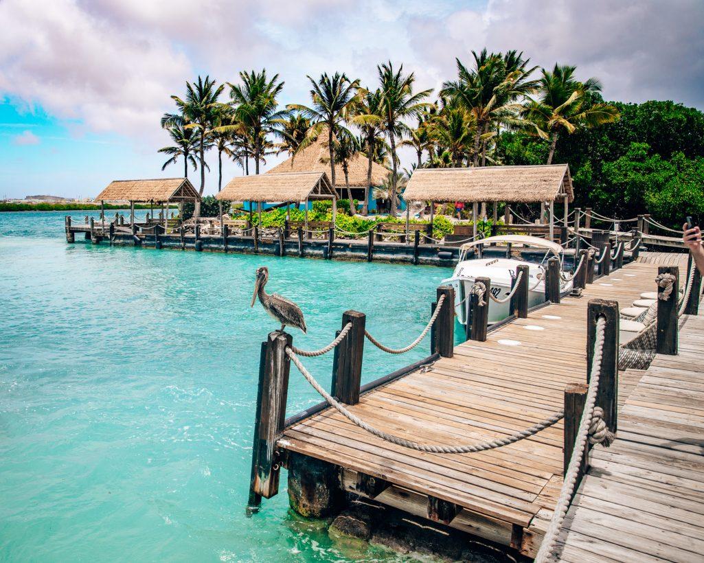 Flamingo Island Aruba Water Taxi