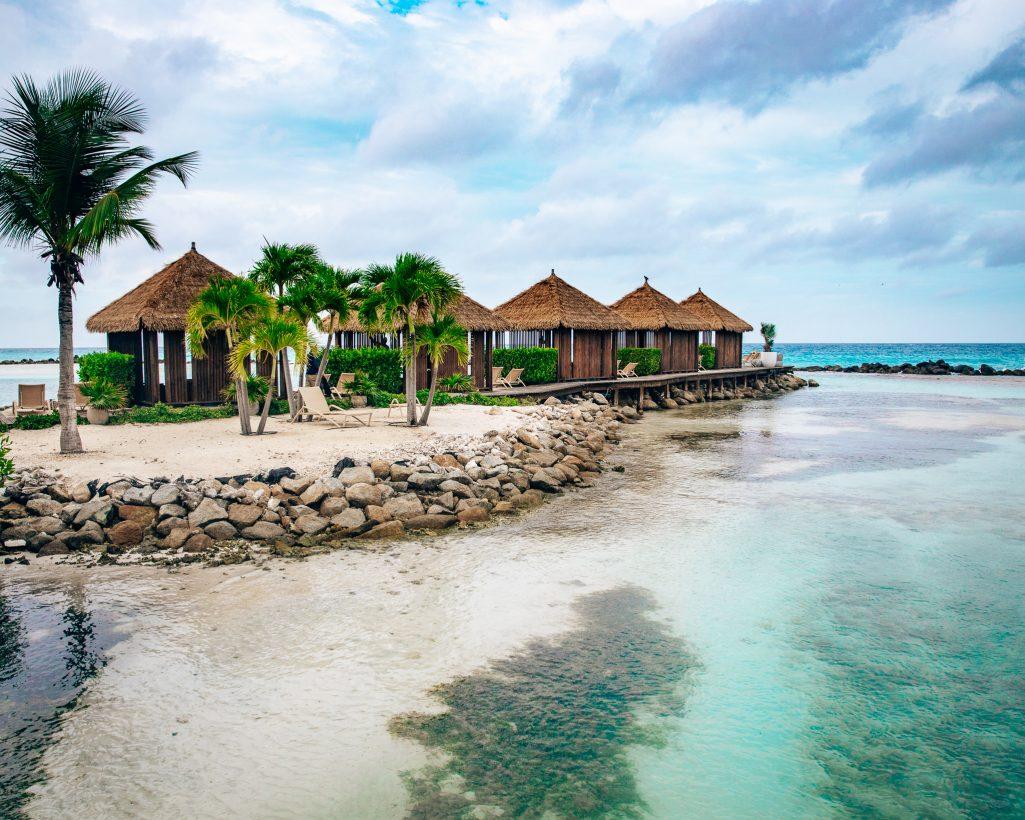 Flamingo Island Aruba Cabana