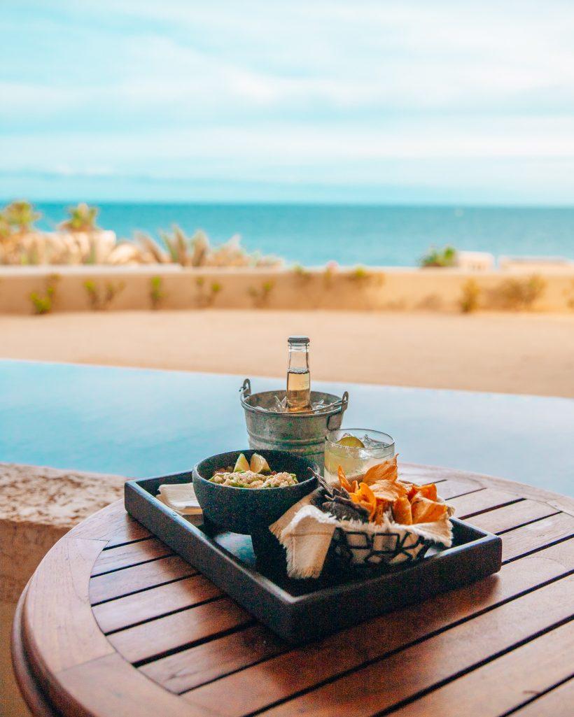 Luxury Cabo Resorts Guacamole