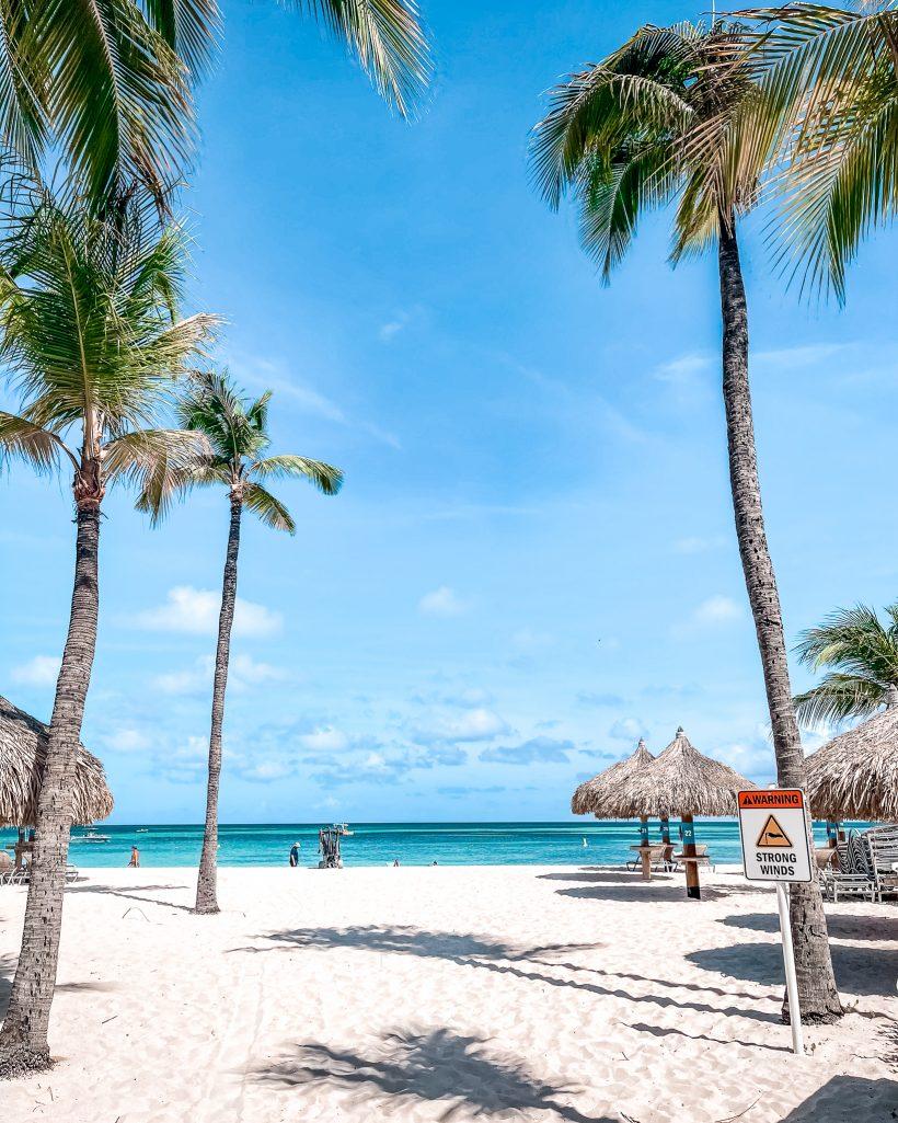 Hilton Aruba Beach