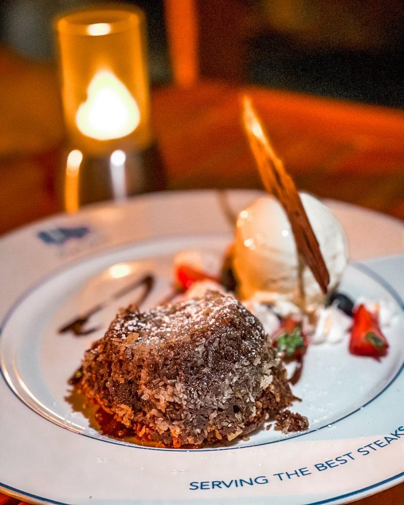 Hilton Aruba Sunset Grille Dessert