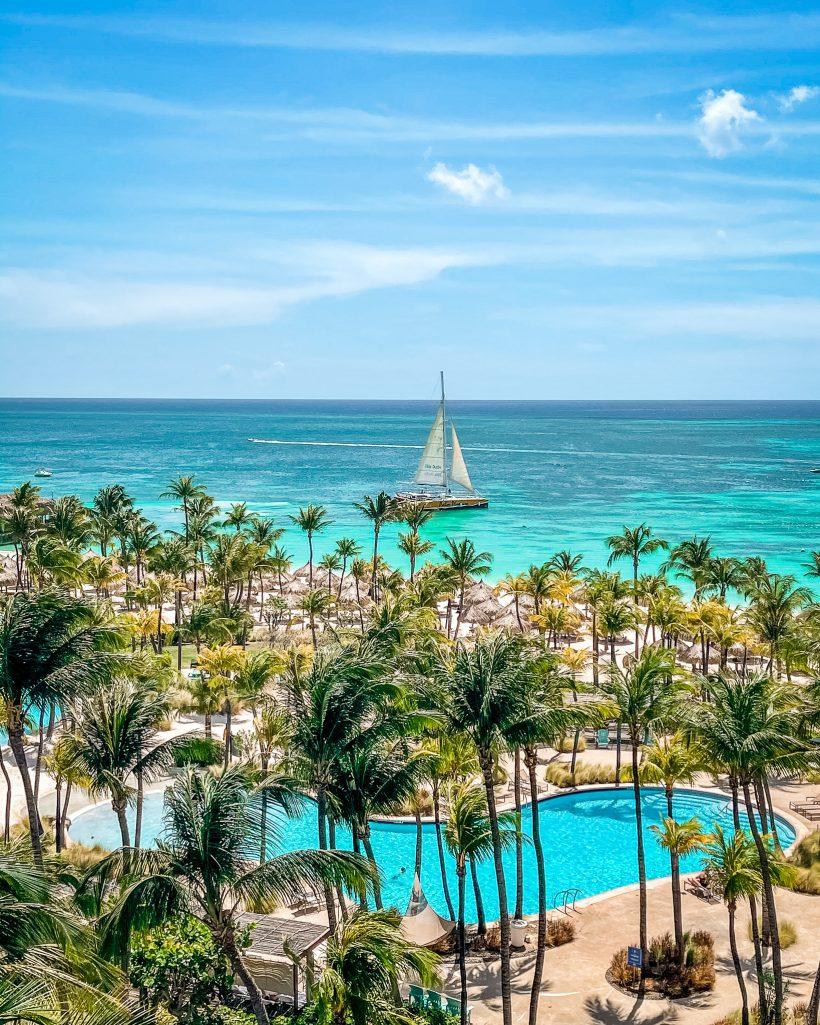 Palm Beach Bliss at Hilton Aruba Resort – A Hotel Review 2