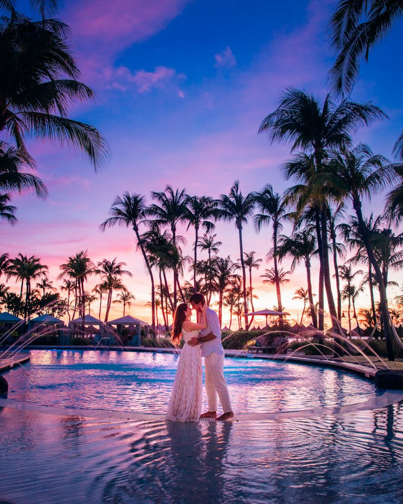 Hilton Aruba Sunset Pool