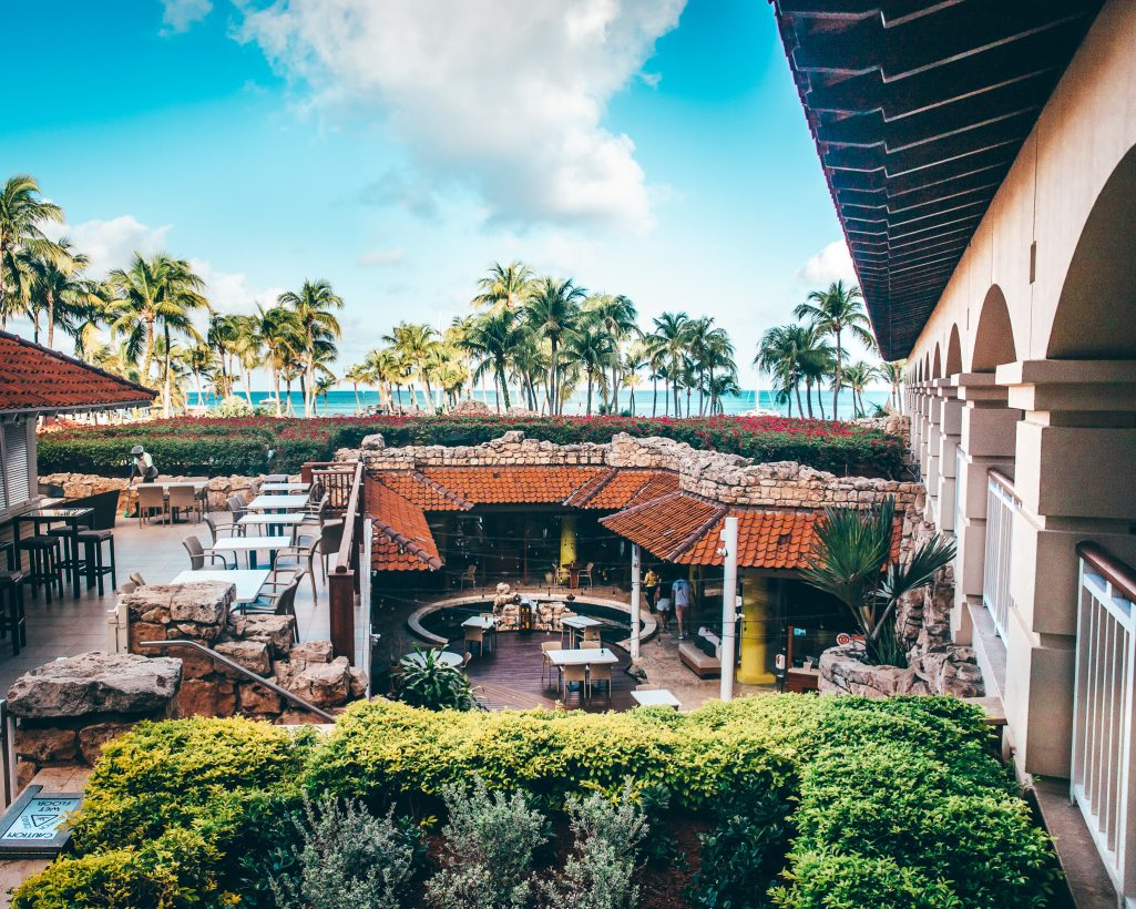 Hyatt Regency Aruba Restaurants