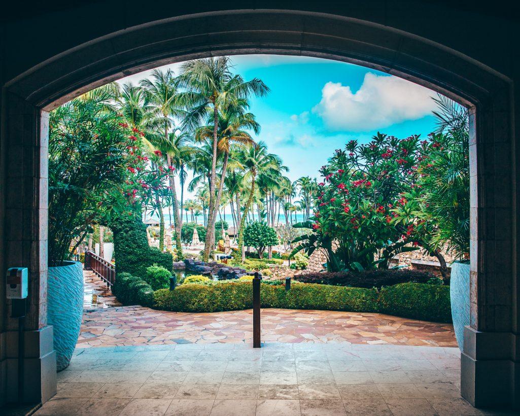 Hyatt Regency Aruba Lobby