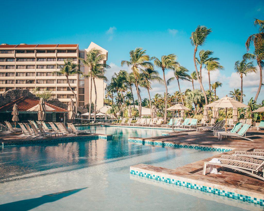 Hyatt Regency Aruba Main Pool