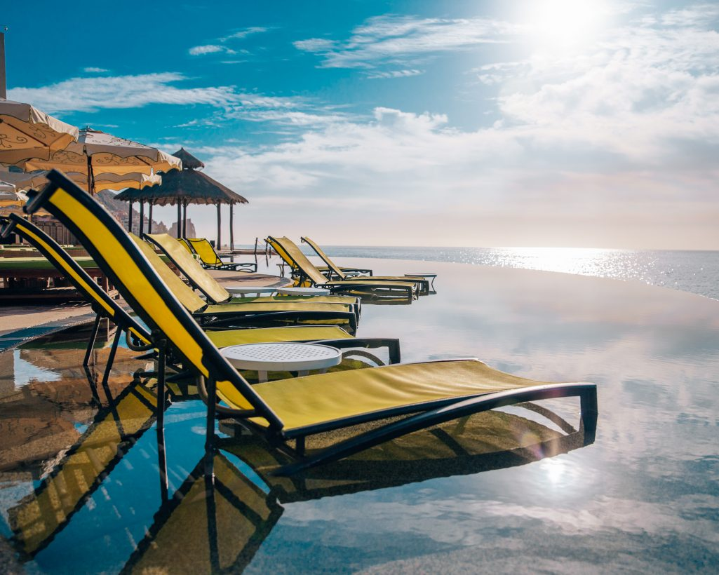 Luxury Cabo Resort Pool