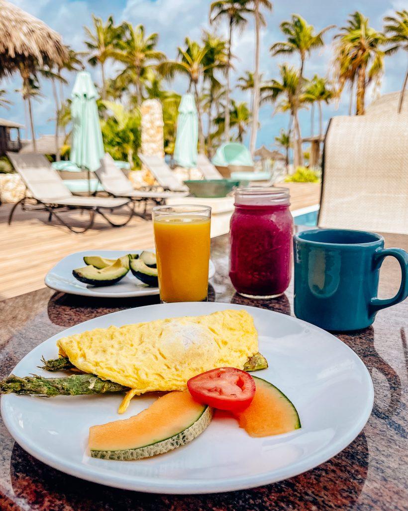 Manchebo Beach Resort Aruba Omelette