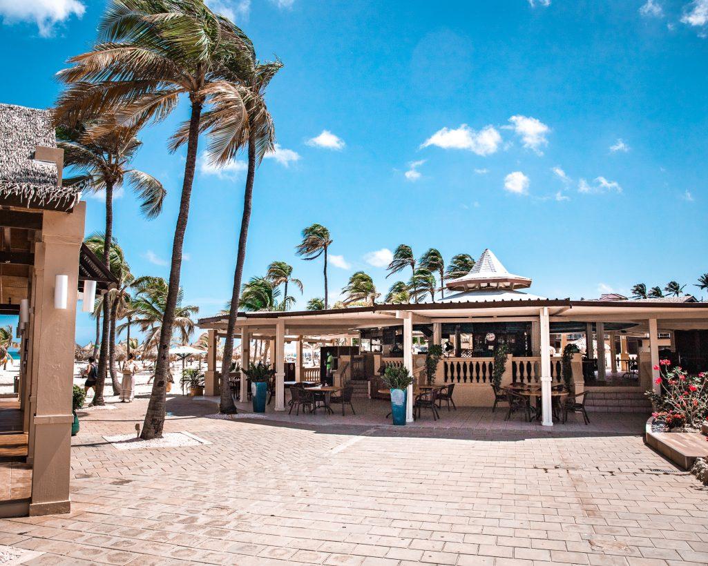 Manchebo Beach Resort Pega Pega