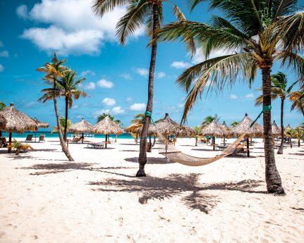 Manchebo Beach Resort Hammock