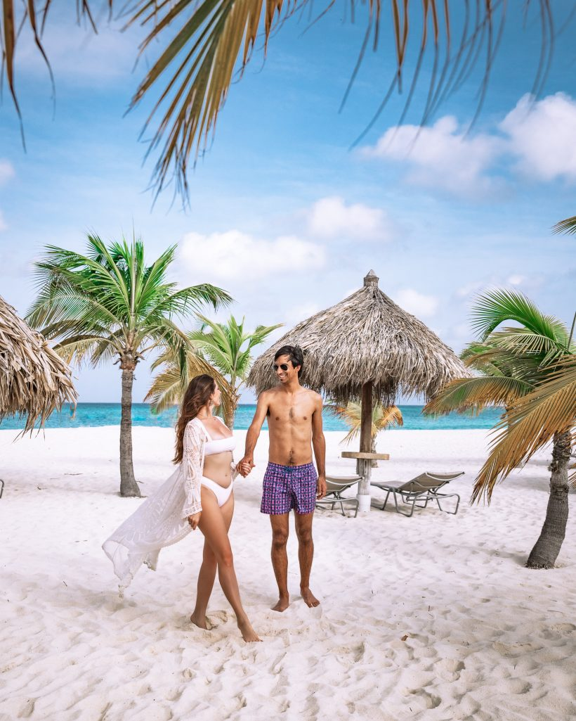 Manchebo Beach Resort Aruba Sand