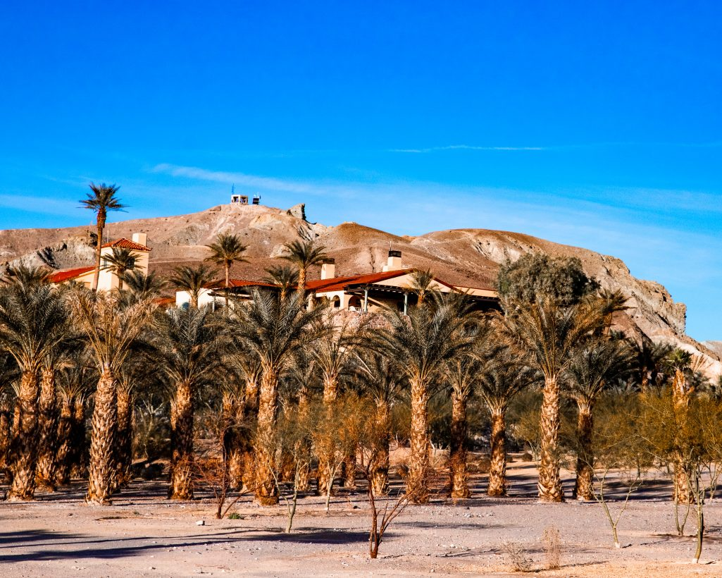 One Day in Death Valley Itinerary Hotel