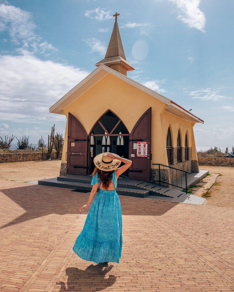 Alto Vista Chapel Aruba Unique Things to do Aruba