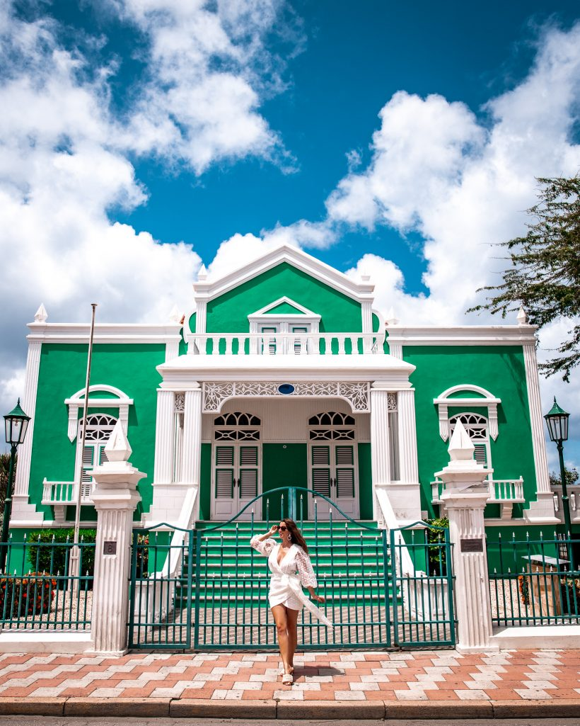 Oranjestad Aruba Green House