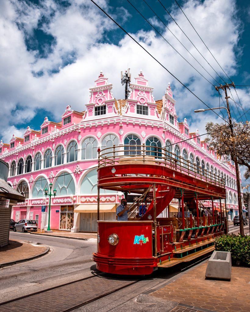 Oranjestad Tram