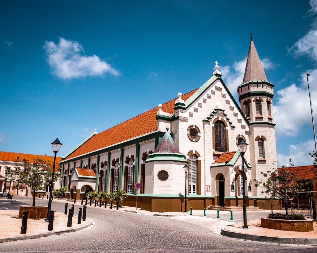 Oranjestad Aruba Church