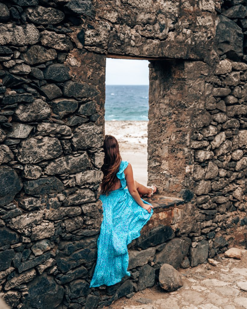 Bushiribana Ruins Aruba Instagram