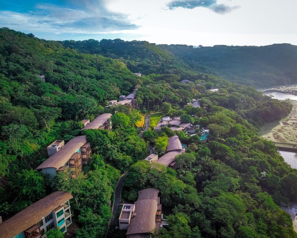 Andaz Costa Rica Resort Aerial View
