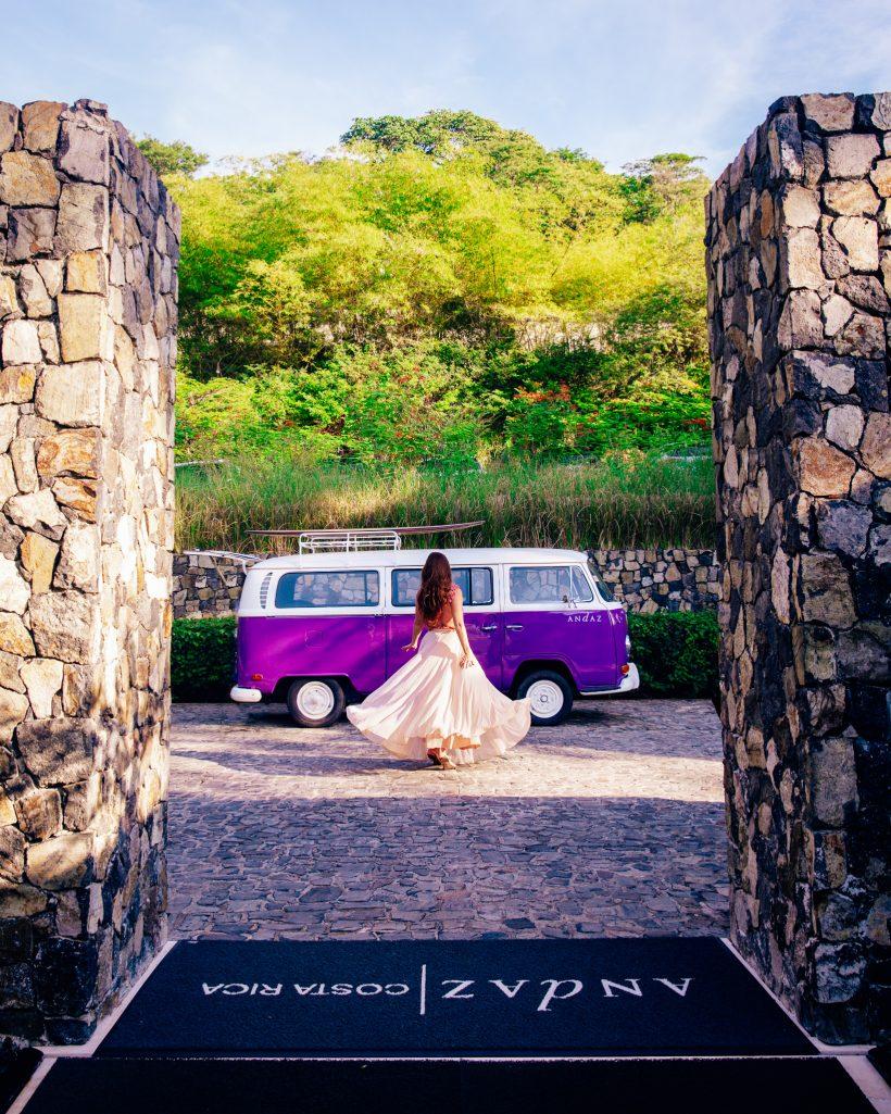 Andaz Costa Rica VW Bus