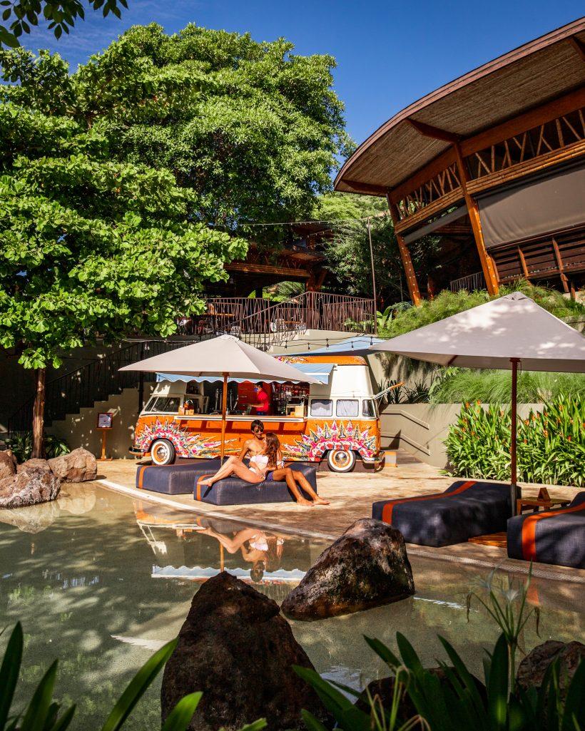 Andaz Costa Rica Pool Lounge
