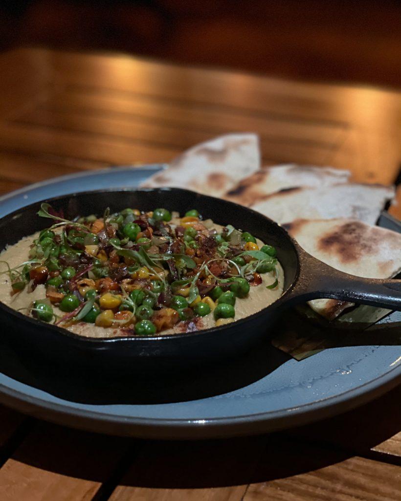 Andaz Costa Rica Hummus