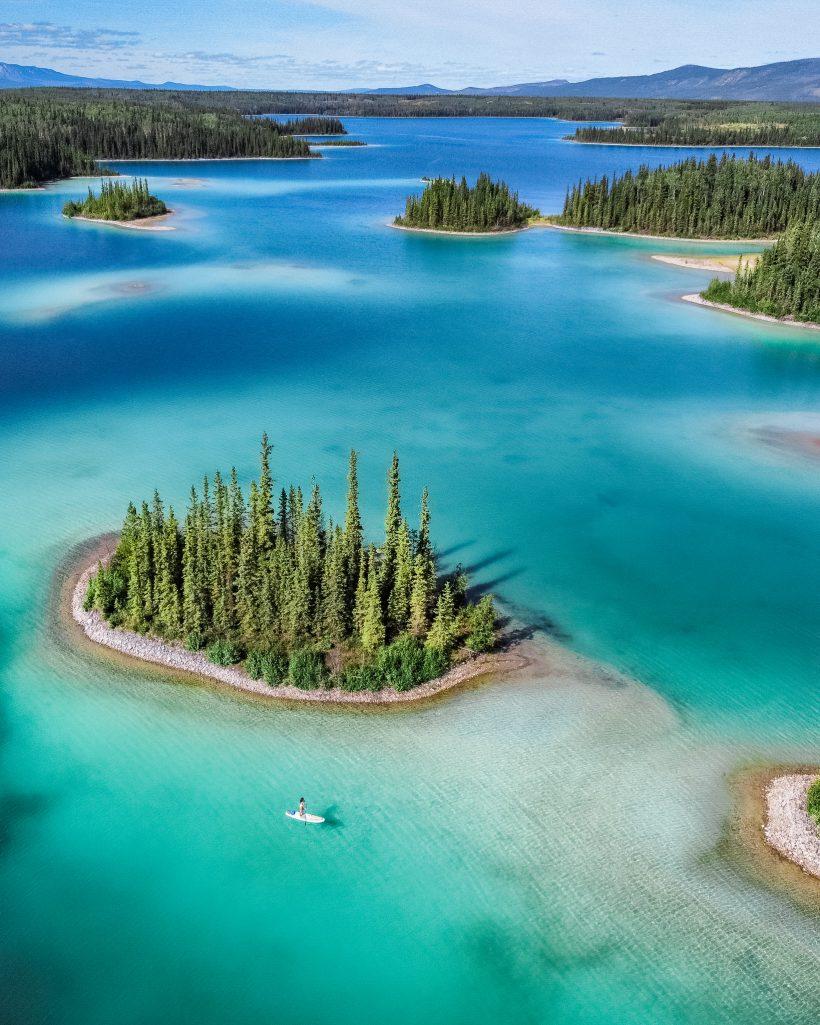 Canada Lake Paddle Board