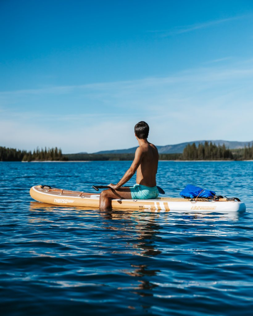 Best Inflatable Paddle Board for Beginners