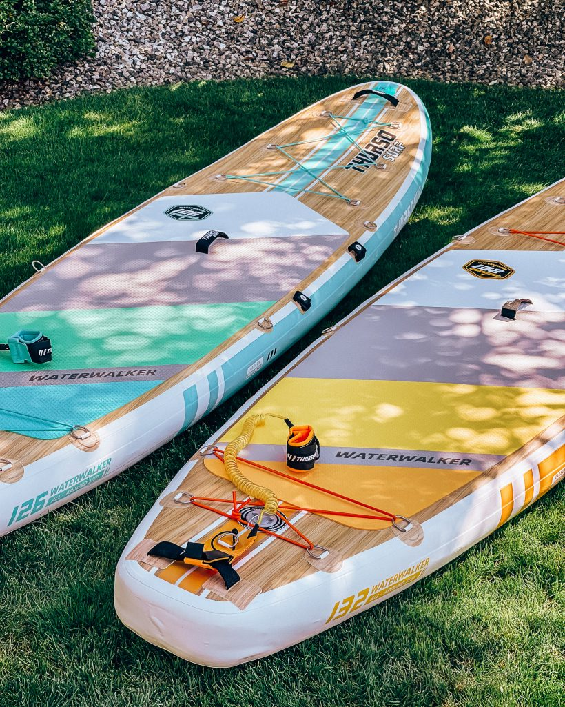 Inflatable Beginner Paddle Board