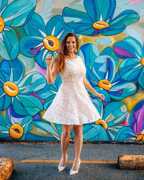 Speechless Lace Dress 1