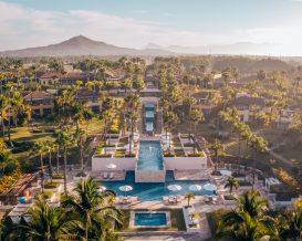 St. Regis Punta Mita Resort Aerial View