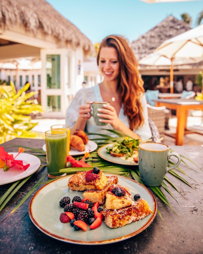 St. Regis Punta Mita Resort Breakfast