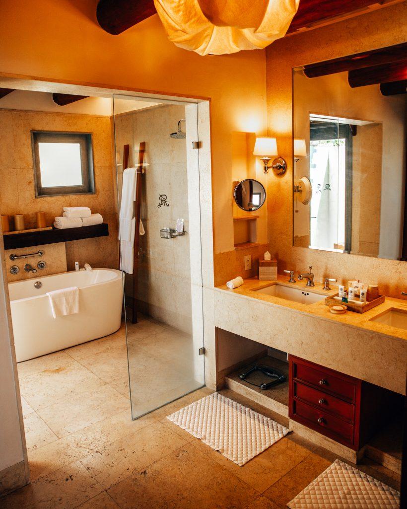 St. Regis Punta Mita Bathroom