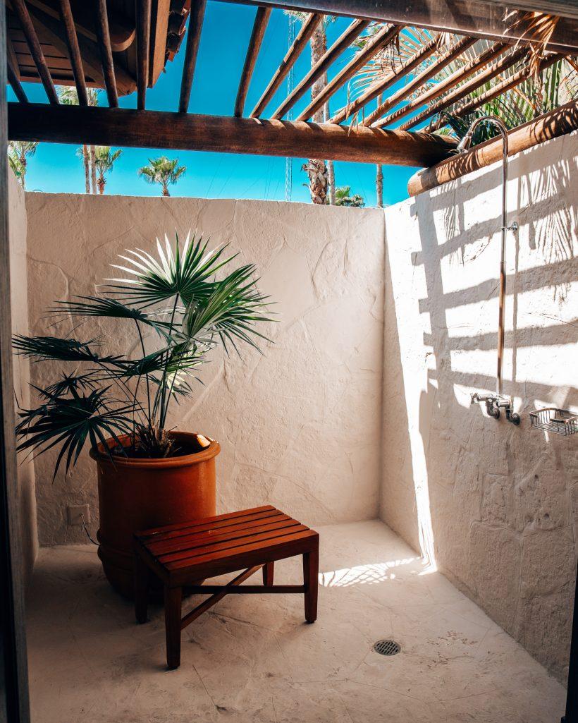 St. Regis Punta Mita Outdoor Shower